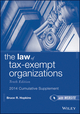 The Law of Tax-Exempt Organizations, 10th Edition 2014 Cumulative Supplement (1118797426) cover image