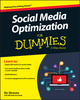 Social Media Optimization For Dummies (1119016126) cover image