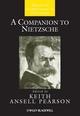 A Companion to Nietzsche (1405116226) cover image