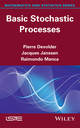 Basic Stochastic Processes (1848218826) cover image