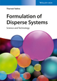 Formulation of Disperse Systems: Science and Technology  (3527336826) cover image