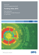 Funding Atlas 2015: Key Indicators for Publicly Funded Research in Germany (3527343326) cover image