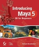 Introducing Maya 5: 3D for Beginners (0470113227) cover image