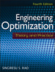 Engineering Optimization: Theory and Practice, 4th Edition (0470183527) cover image