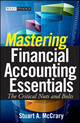 Mastering Financial Accounting Essentials: The Critical Nuts and Bolts (0470393327) cover image