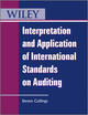 Interpretation and Application of International Standards on Auditing (0470661127) cover image