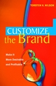 Customize the Brand : Make it more desirable and profitable  (0470848227) cover image