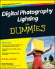 Digital Photography Lighting For Dummies (0470887427) cover image