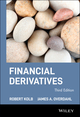 Financial Derivatives, 3rd Edition (0471232327) cover image