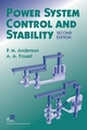 Power System Control and Stability, 2nd Edition (0471238627) cover image