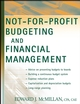 Not-for-Profit Budgeting and Financial Management  (0471481327) cover image