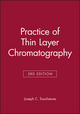 Practice of Thin Layer Chromatography, 3rd Edition (0471612227) cover image