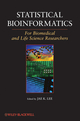 Statistical Bioinformatics: For Biomedical and Life Science Researchers (0471692727) cover image