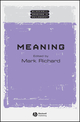 Meaning (0631222227) cover image