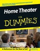 Home Theater For Dummies, 2nd Edition (0787988227) cover image