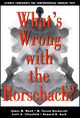 What's Wrong With The Rorschach: Science Confronts the Controversial Inkblot Test (1118087127) cover image