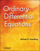 Ordinary Differential Equations (1118230027) cover image