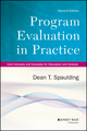 Program Evaluation in Practice: Core Concepts and Examples for Discussion and Analysis, 2nd Edition (1118345827) cover image