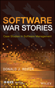 Software War Stories: Case Studies in Software Management (1118650727) cover image