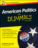 American Politics For Dummies - UK, UK Edition (1118921127) cover image