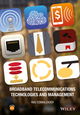 Broadband Telecommunications Technologies and Management (1118995627) cover image