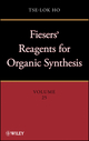 Fieser and Fieser's Reagents for Organic Synthesis Volumes 1 - 28, and Collective Index for Volumes 1 - 22 Set (1119231027) cover image