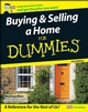 Buying and Selling a Home For Dummies, UK Edition, 2nd Edition (1119997127) cover image