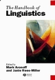 The Handbook of Linguistics (1405102527) cover image