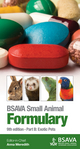 BSAVA Small Animal Formulary: Part B: Exotic Pets, 9th Edition (1905319827) cover image
