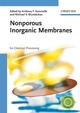 Nonporous Inorganic Membranes: For Chemical Processing (3527313427) cover image