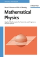 Mathematical Physics: Applied Mathematics for Scientists and Engineers, 2nd Edition (3527406727) cover image