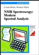 NMR-Spectroscopy: Modern Spectral Analysis (3527612327) cover image