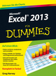 Excel 2013 f�r Dummies (3527676627) cover image