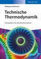 Technische Thermodynamik: Kompaktkurs für das Bachelorstudium (3527692827) cover image
