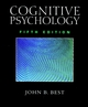 Cognitive Psychology, 5th Edition (0470002328) cover image