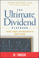The Ultimate Dividend Playbook: Income, Insight and Independence for Today's Investor (0470125128) cover image
