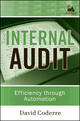 Internal Audit: Efficiency Through Automation (0470392428) cover image