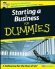Starting a Business For Dummies, 2nd Edition (0470686928) cover image