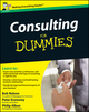 Consulting For Dummies (0470713828) cover image