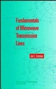 Fundamentals of Microwave Transmission Lines (0471130028) cover image