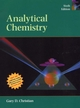 Analytical Chemistry, 6th Edition (0471214728) cover image