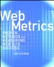 Web Metrics: Proven Methods for Measuring Web Site Success (0471220728) cover image