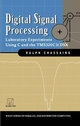 Digital Signal Processing: Laboratory Experiments Using C and the TMS320C31 DSK (0471293628) cover image