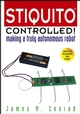 Stiquito Controlled!: Making a Truly Autonomous Robot (0471488828) cover image