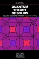 Quantum Theory of Solids, 2nd Revised Edition (0471624128) cover image