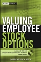 Valuing Employee Stock Options (0471705128) cover image