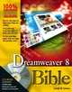 Dreamweaver 8 Bible (0471763128) cover image