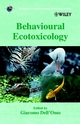 Behavioural Ecotoxicology (0471968528) cover image
