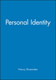 Personal Identity (0631134328) cover image