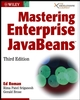 Mastering Enterprise JavaBeans, 3rd Edition (0764576828) cover image